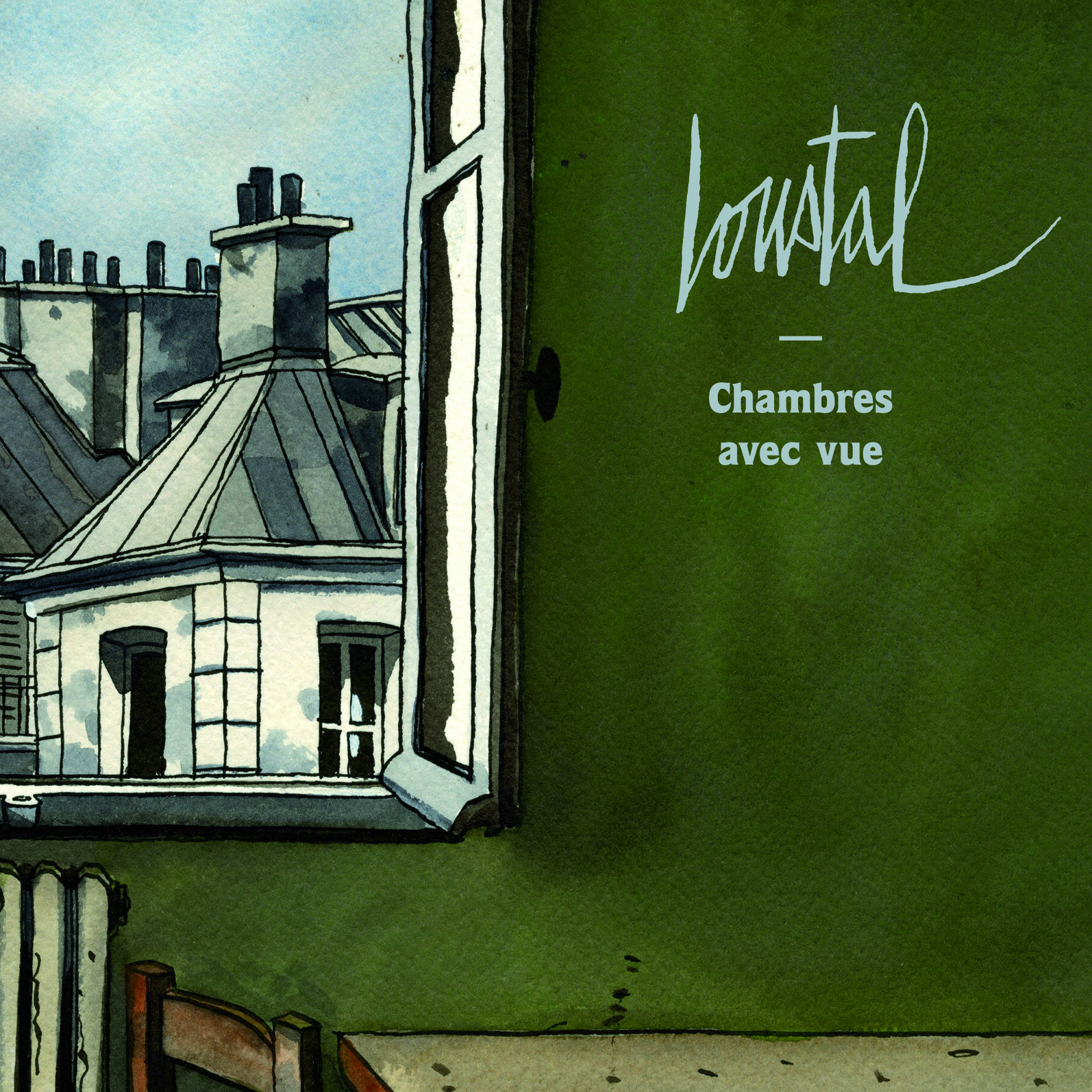 Catalogue loustal chambres avec vue 2011 bdfil for Chambre avec vue film streaming